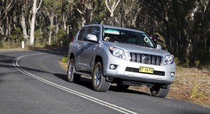 Toyota LandCruiser Prado Review