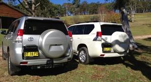 Toyota LandCruiser Prado Review
