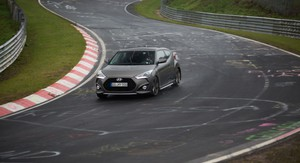2013 Hyundai Veloster Turbo Review: exclusive Nurburgring test
