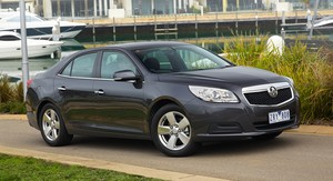 2013 Holden Malibu Review