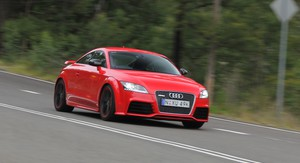 Audi TT RS Review