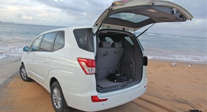 2013 Ssangyong Stavic Review