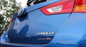 Toyota Corolla Levin ZR Review