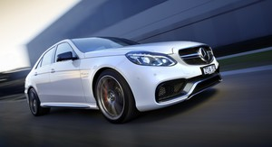 Mercedes-Benz E63 AMG S-Model Review