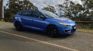 Renault Megane GT 220 Sport Wagon Review