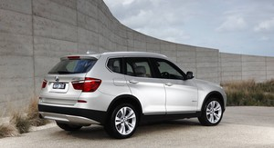BMW X3 Review