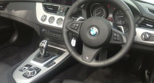 2013 BMW Z4 Review