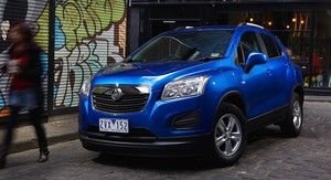 2013 Holden Trax Review