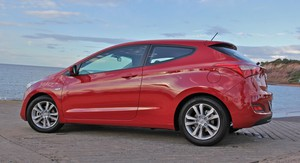 Hyundai i30 Review: three-door Special Edition