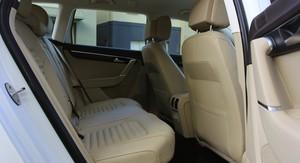 Volkswagen Passat Review: 130TDI