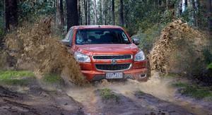 2014 Holden Colorado Review