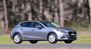 2014 Mazda 3 v old Mazda 3: Comparison Review
