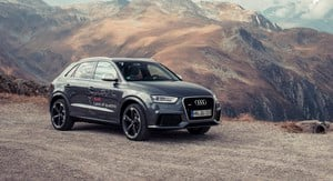 Audi RSQ3 Review