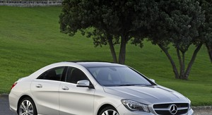 Mercedes-Benz CLA-Class Review: CLA200