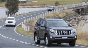2014 Toyota LandCruiser Prado Review