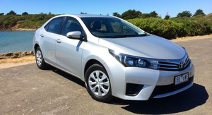 2014 Toyota Corolla Sedan Review