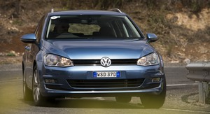 Volkswagen Golf Wagon Review