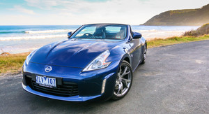 Nissan 370Z Roadster Review