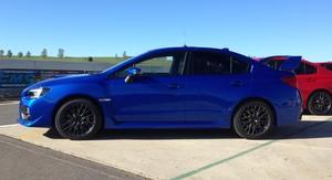 2015 Subaru WRX STI Review