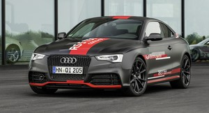 Audi RS5 TDI Concept Review