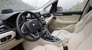 2015 BMW 2 Series Active Tourer Review