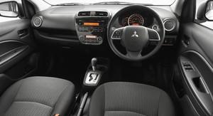 2014 Mitsubishi Mirage Sedan Review