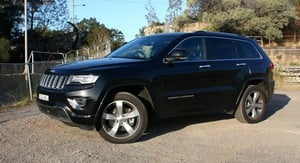Jeep Grand Cherokee Overland : Long-term review one