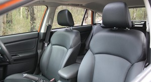 2014 Subaru XV Review