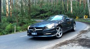 Mercedes-Benz SLK250 Review