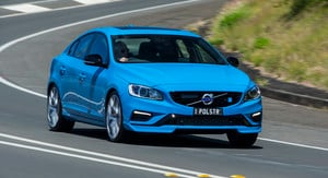 2015 Volvo S60 and V60 Polestar Review