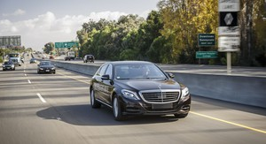 Mercedes-Benz S500 Intelligent Drive: Review