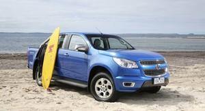 2015 Holden Colorado and Colorado 7 Review