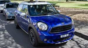 2015 Mini Countryman Review