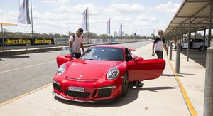 2015 Porsche 911 GT3 Review : Track Test
