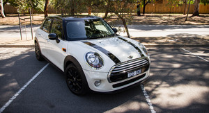 2015 Mini Cooper Hatch five-door review