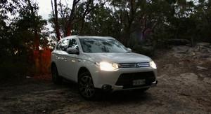2014 Mitsubishi Outlander PHEV : LT4