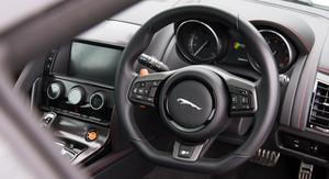 2015 Jaguar F-Type Coupe R Review