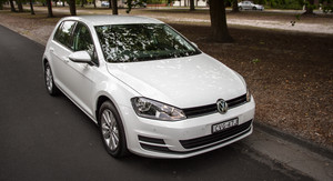 2015 Volkswagen Golf Review : 90TSI Comfortline DSG