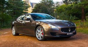 2015 Maserati Quattroporte Review : V6 S