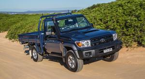 2015 Toyota LandCruiser 70 Review