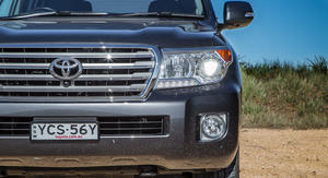2015 Toyota LandCruiser Sahara Review