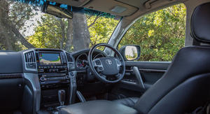 2015 Toyota LandCruiser Sahara Review