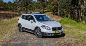 2015 Suzuki S-Cross GLX : Long-term report one