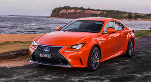 2015 Lexus RC350 F Sport Review