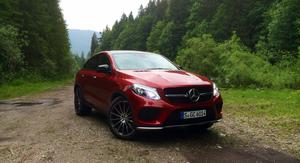 Mercedes-Benz GLE Coupe Review