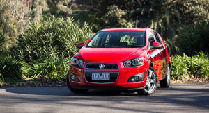2016 Holden Barina CDX Review