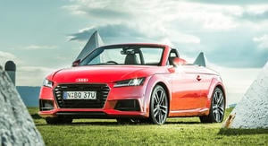 2016 Audi TT Roadster Review