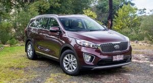 2015 Kia Sorento Si Petrol Review
