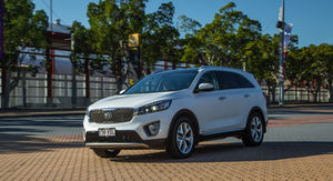 2015 Kia Sorento Platinum Review