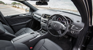 2015 Mercedes Benz Gl350 Review Long Term Report One